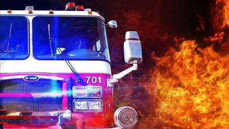 Fire crews respond to house fire in Hinton