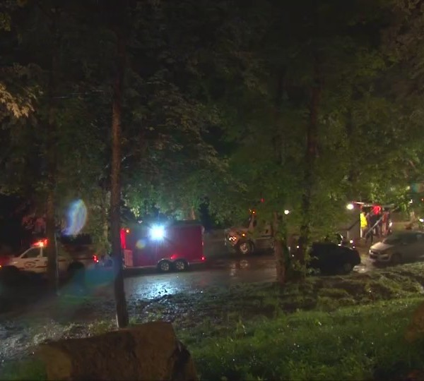 Rescue Crews Search for Missing Teen in Elk River