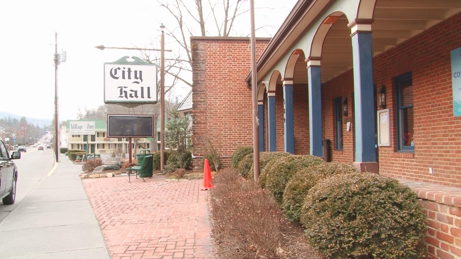 White Sulphur Springs City Hall