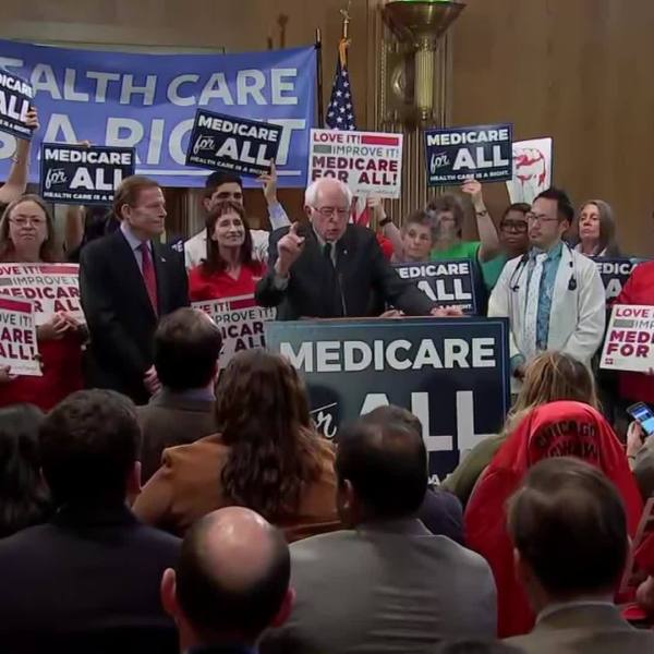 Fighting for Medicare for all