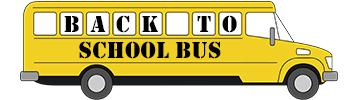 Back to School Buss