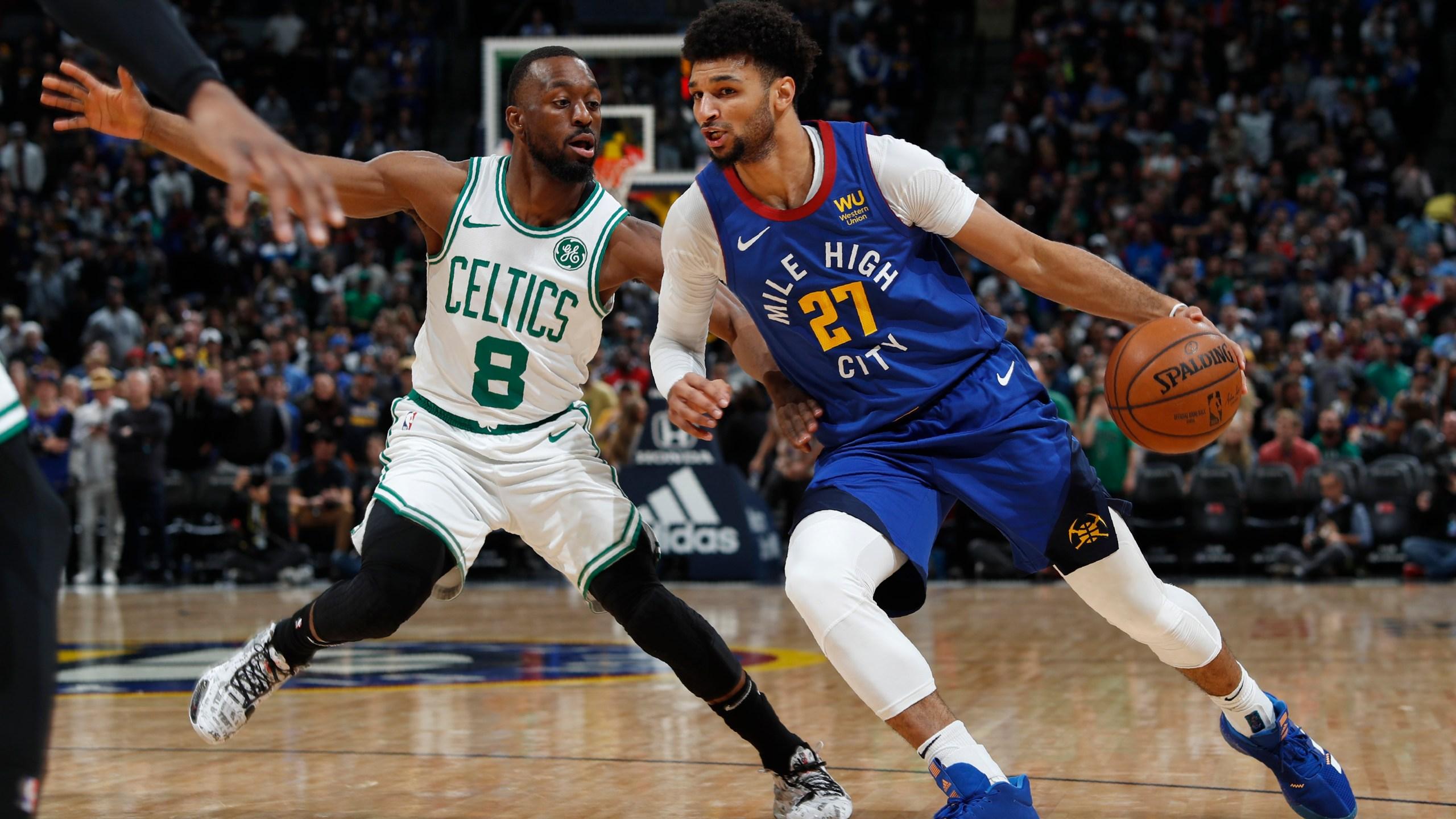 Celtics Kemba Walker Has Concussion Like Symptoms Wvns