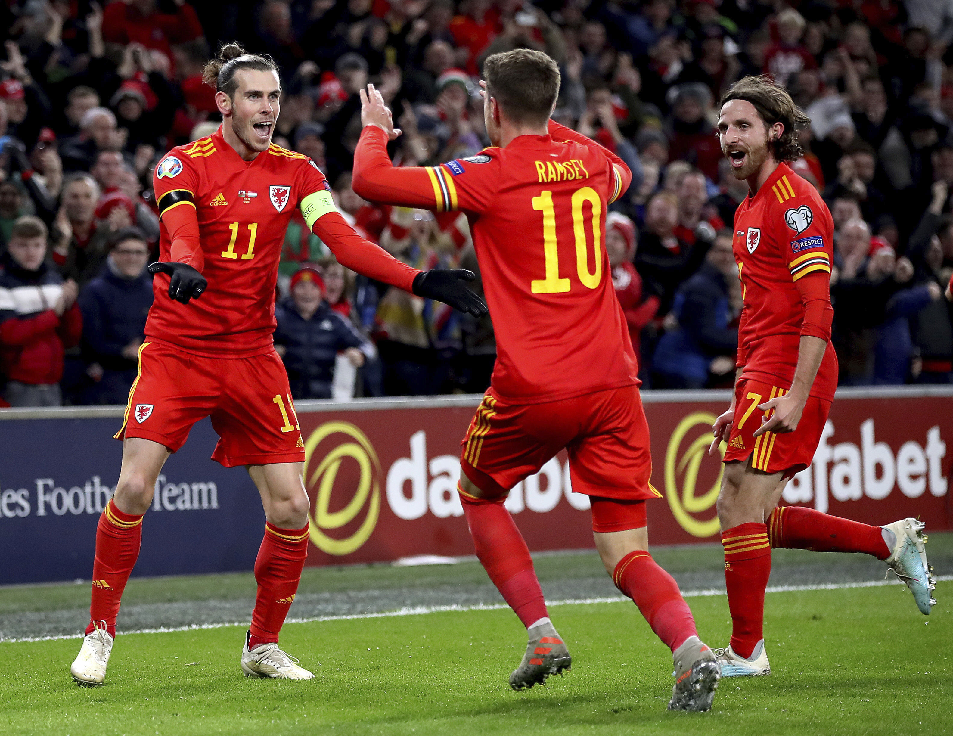 Calendrier De Match Euro 2020.Bale In Madrid Jibe After Helping Wales Reach Euro 2020 Wvns