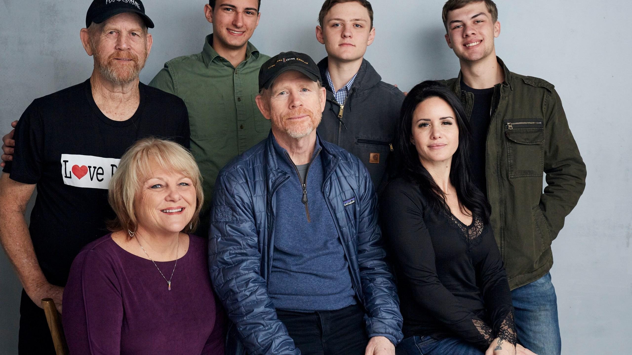 Steve (Woody) Culleton, Bryson Groh, Zach Boston, Brandon Burke, Michelle John, Ron Howard, Carly Jean Ingersoll