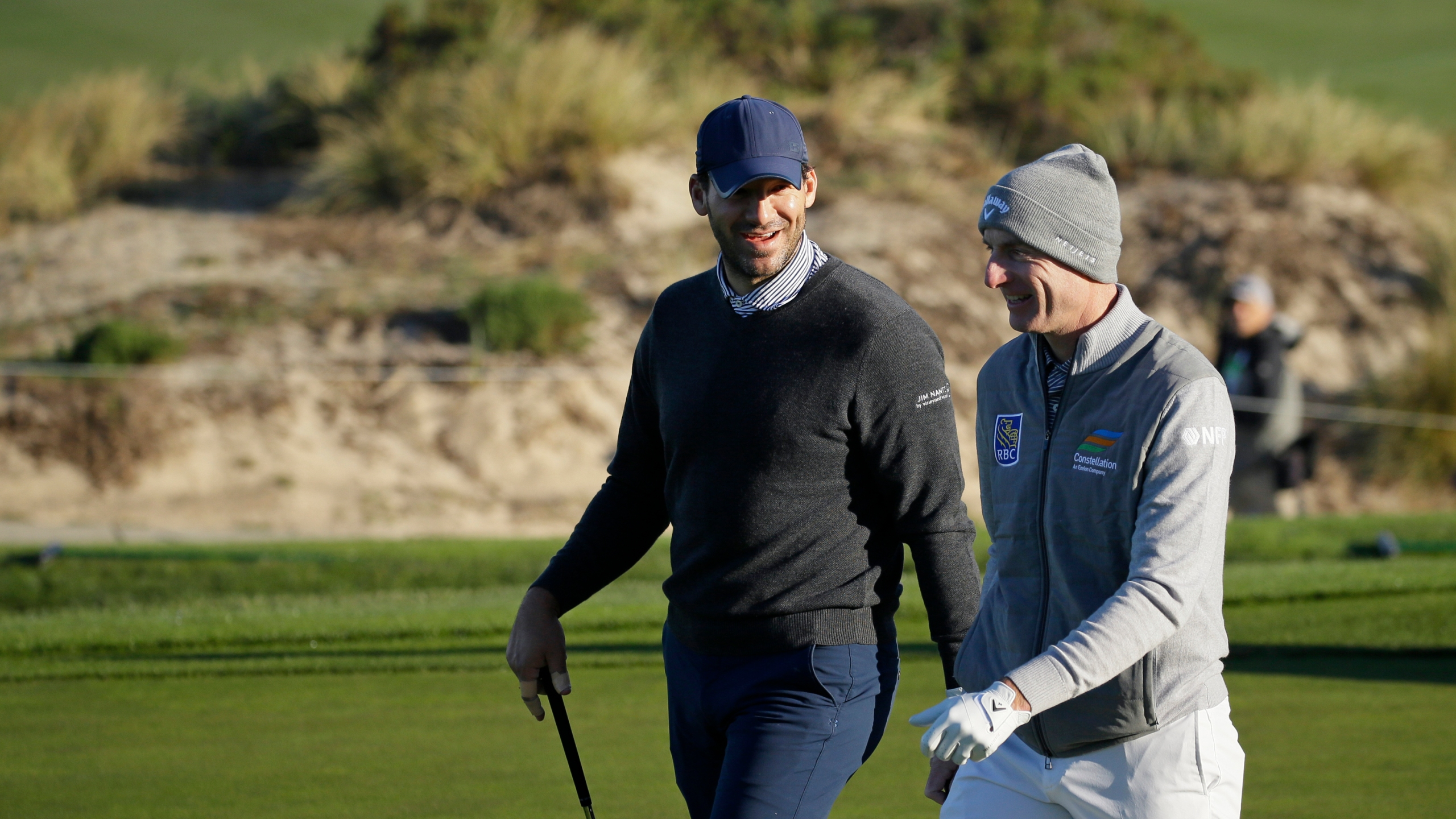 Tony Romo, Jim Furyk