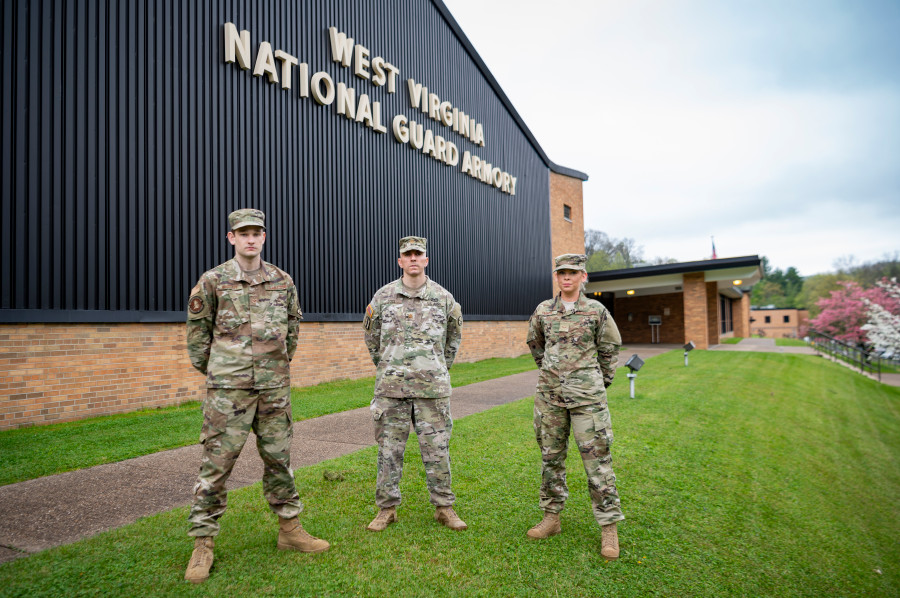 Wvu And Wv National Guard Team Up To Forecast Statewide Ppe Need Wvns