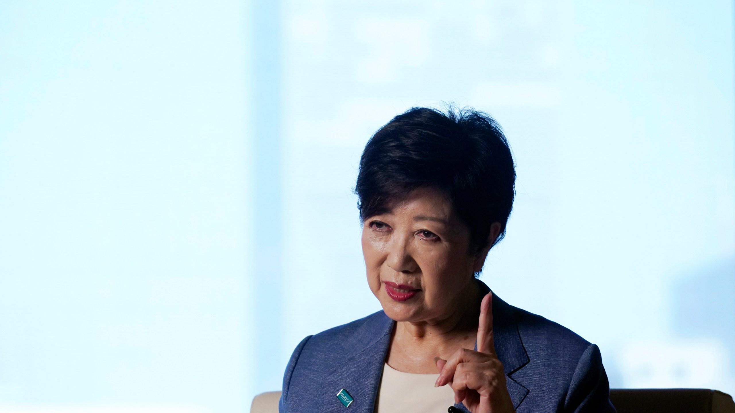 Alexa Blum Videos Porno call to cancel tokyo olympics enters race for tokyo governor