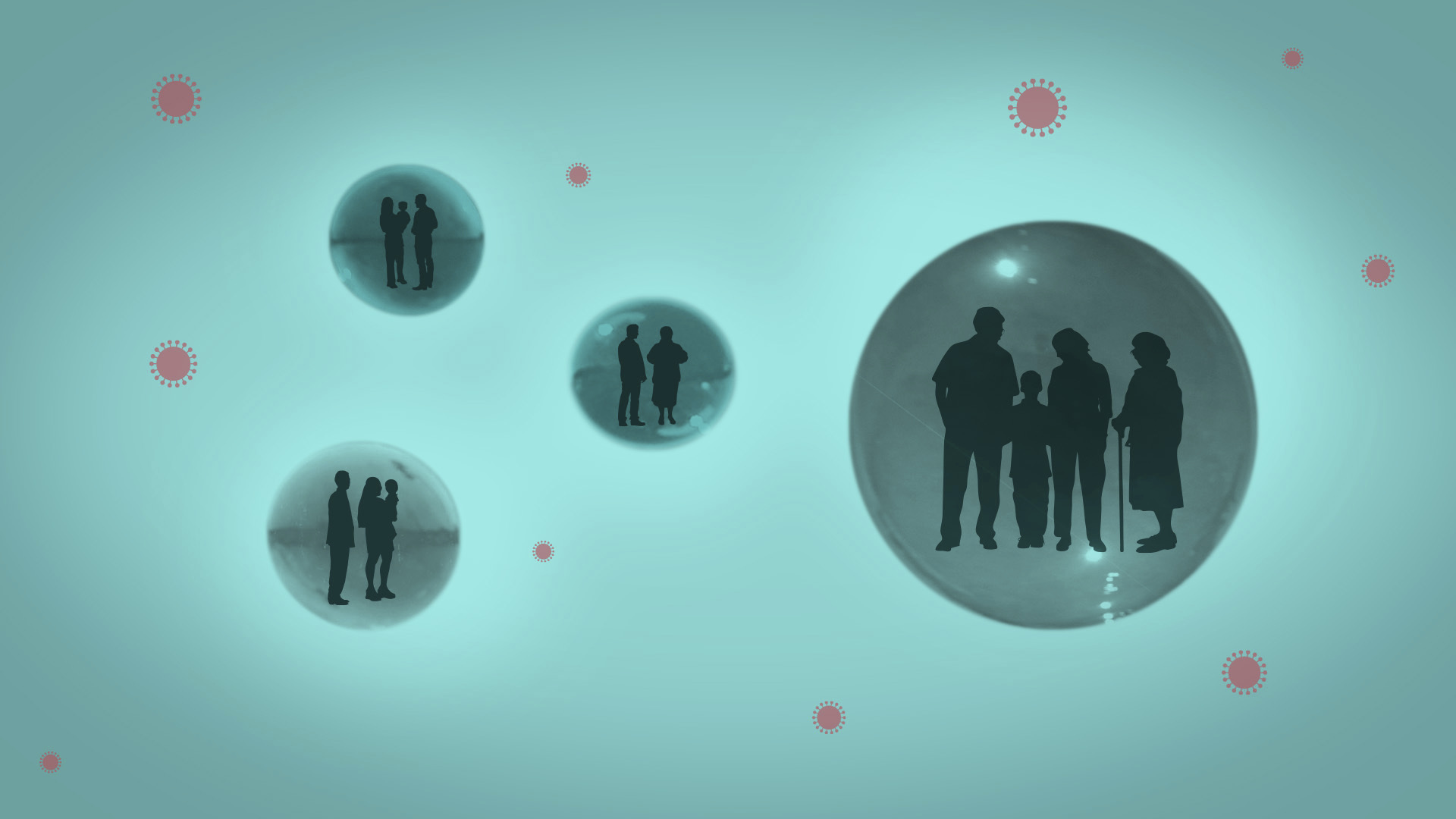 VIRUS OUTBREAK VIRAL QUESTIONS SUPPORT BUBBLE