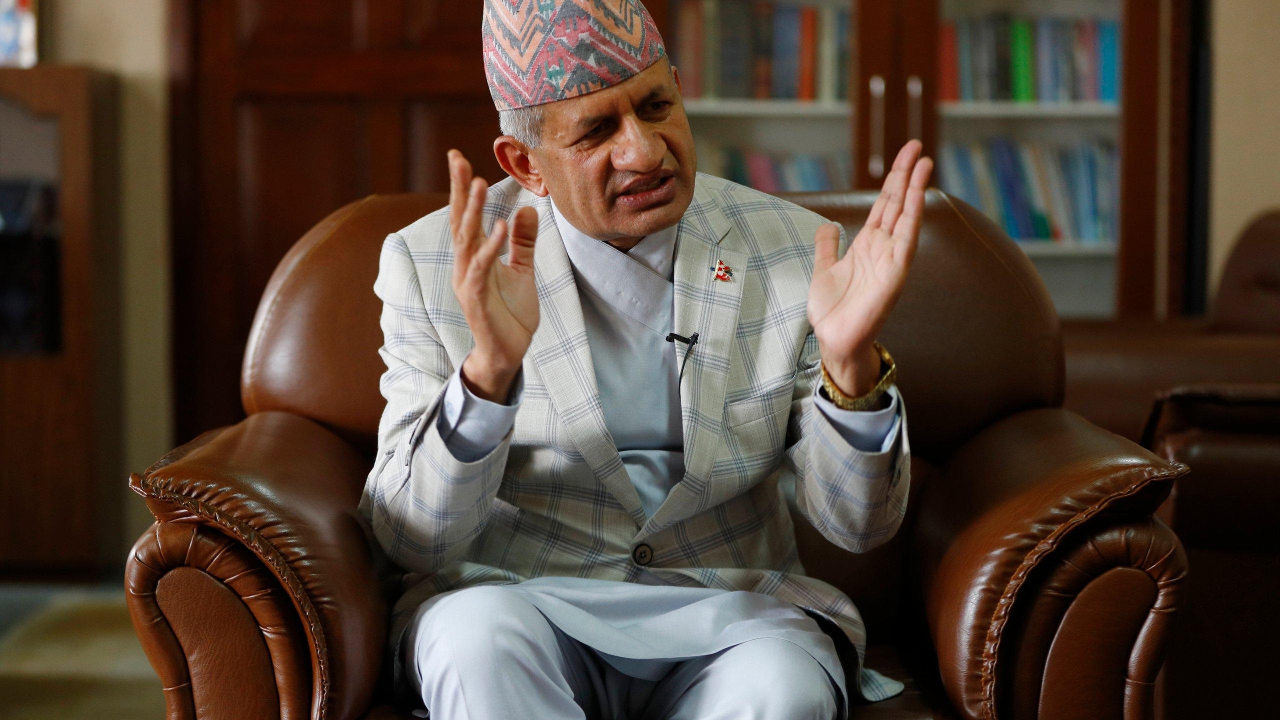 Pradeep Gyawali