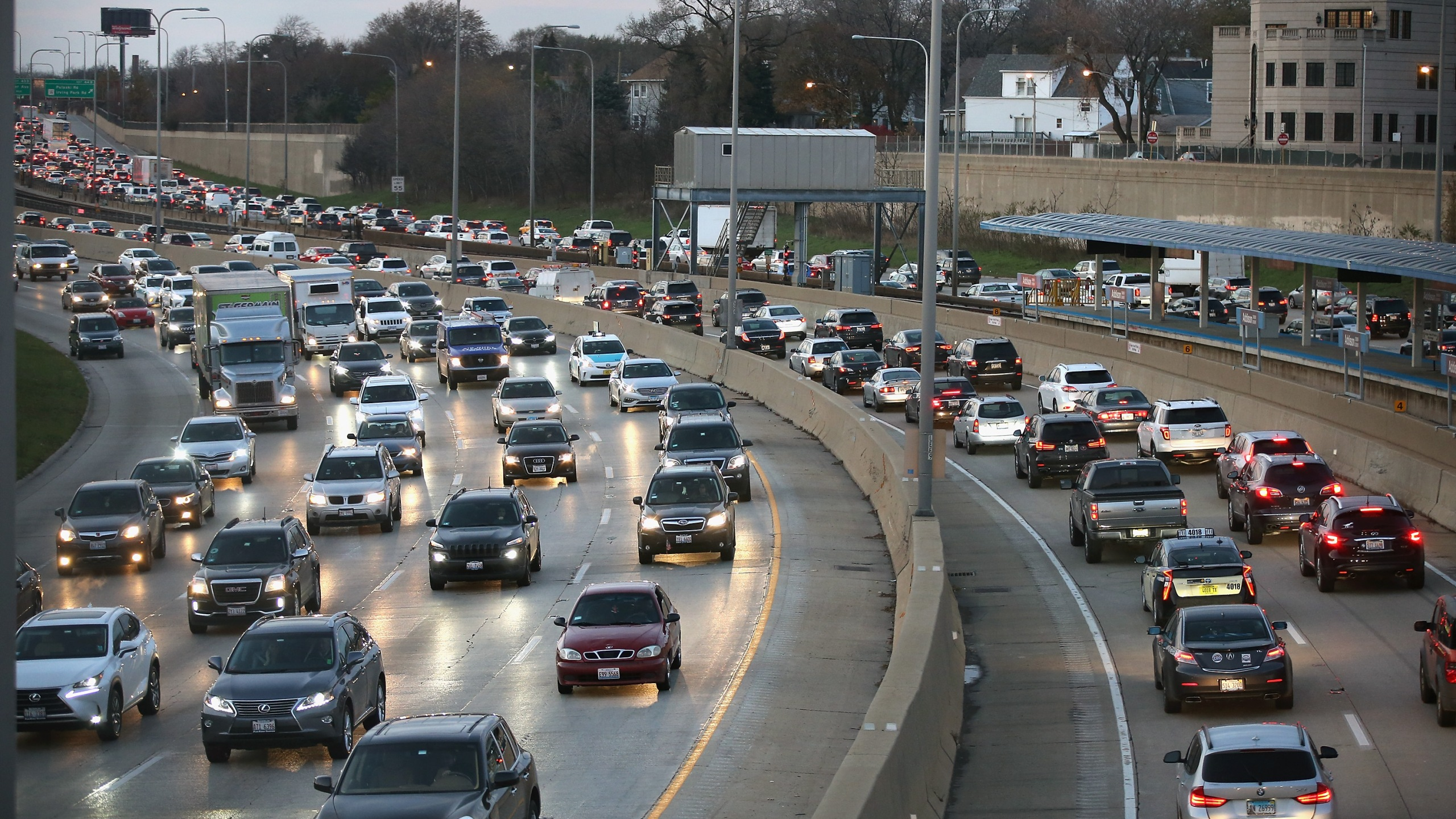 Travelers Say Highways Are Busy After Thanksgiving Holiday Wvns