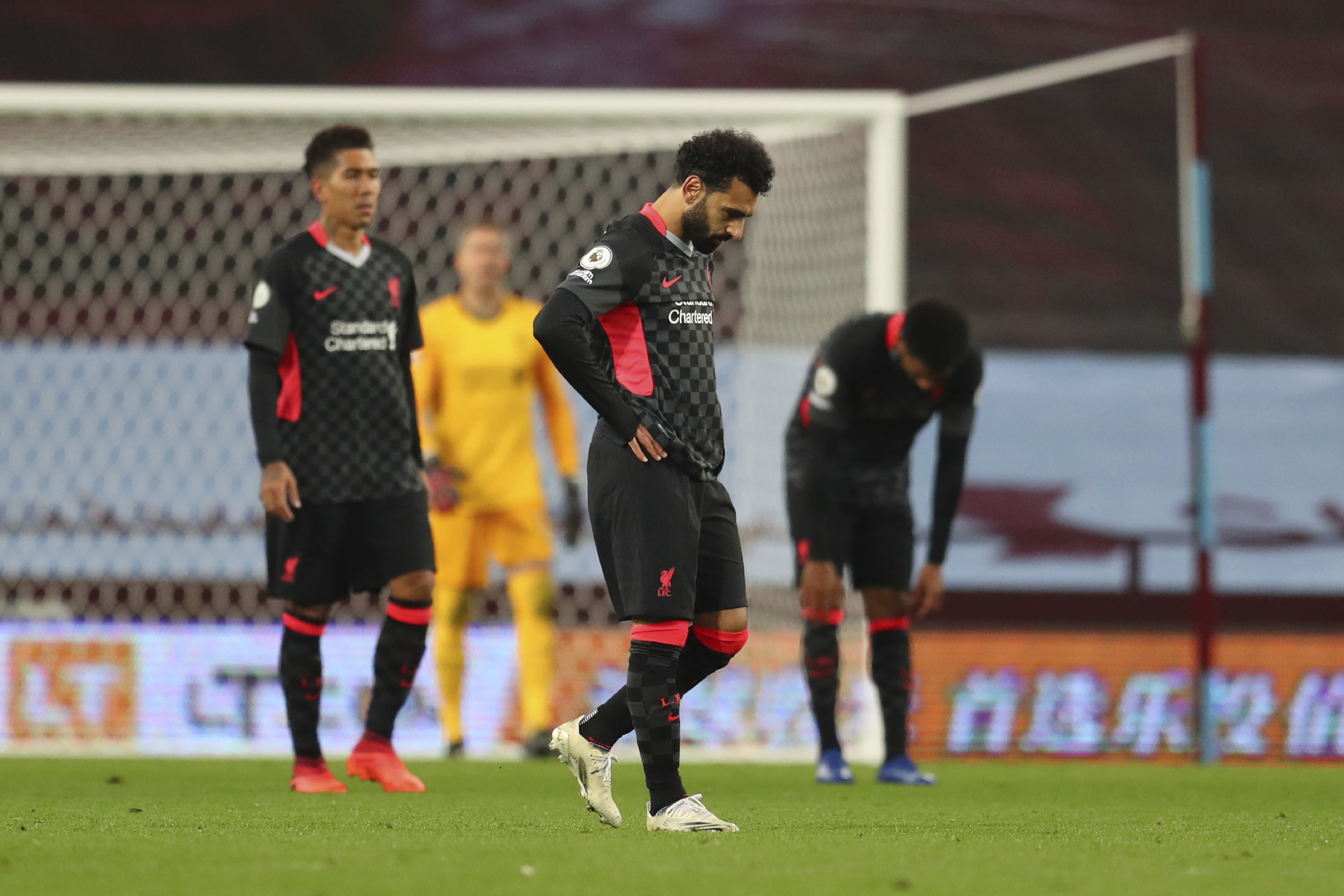 Liverpool Embarrassed In 7 2 Loss To Aston Villa In Epl Wvns