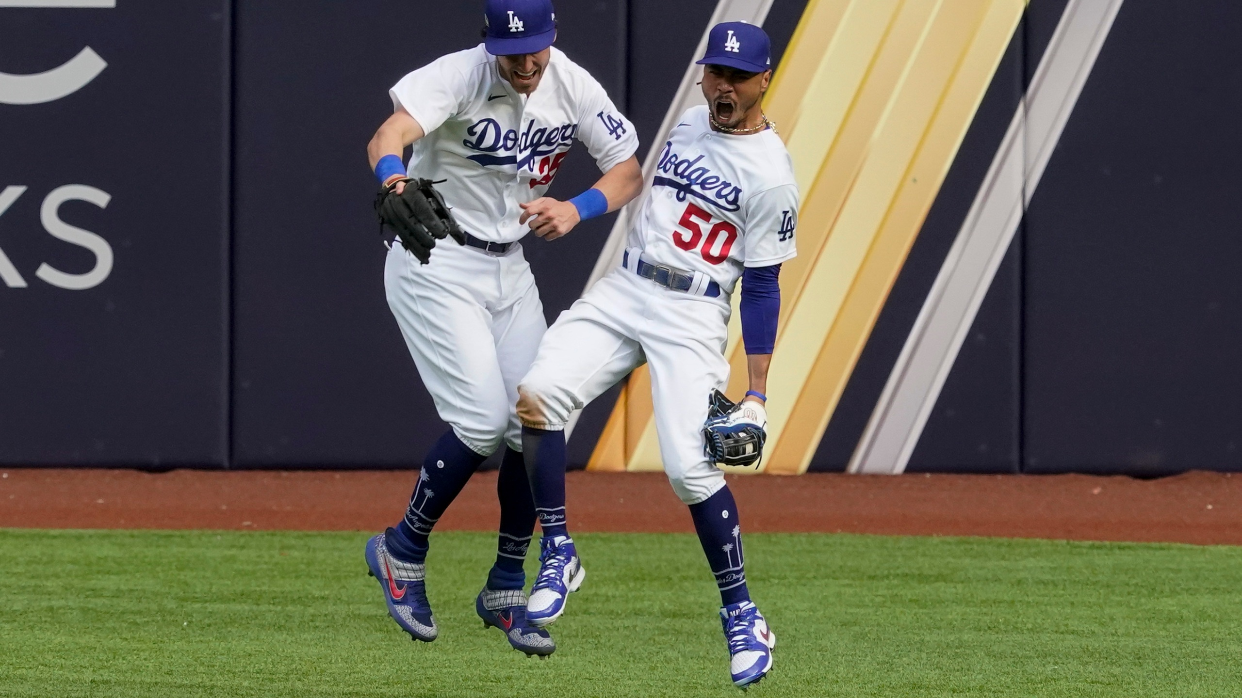 Seager Homers Again Dodgers Force Nlcs Game 7 With 3 1 Win Wvns