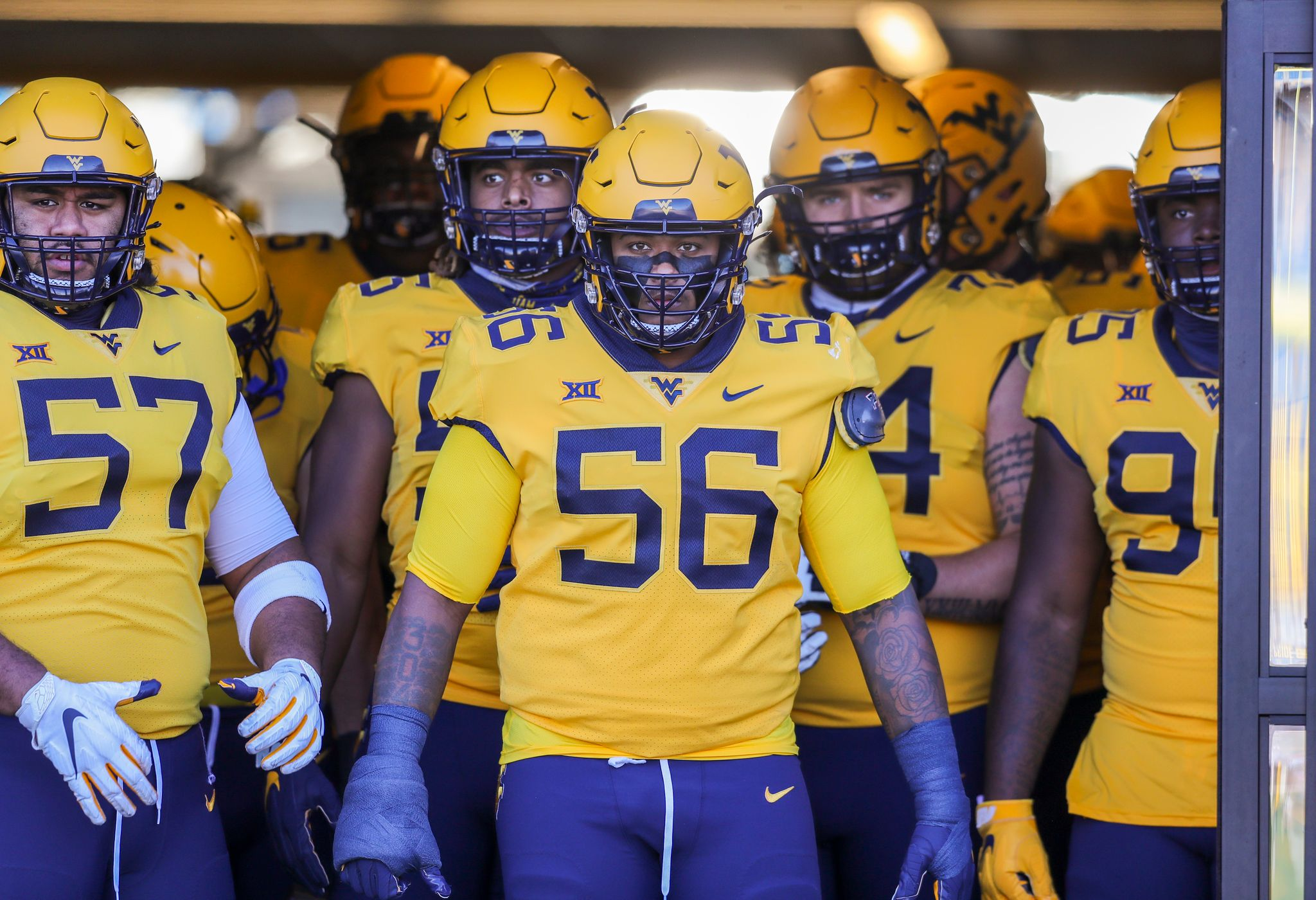 Wvu Vs Tcu To Air On Fox Kick Time Still Undetermined Wvns