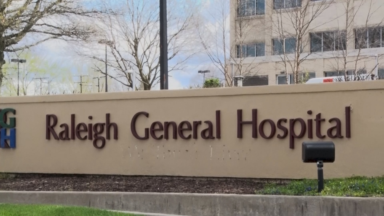 Raleigh General reopens visitation