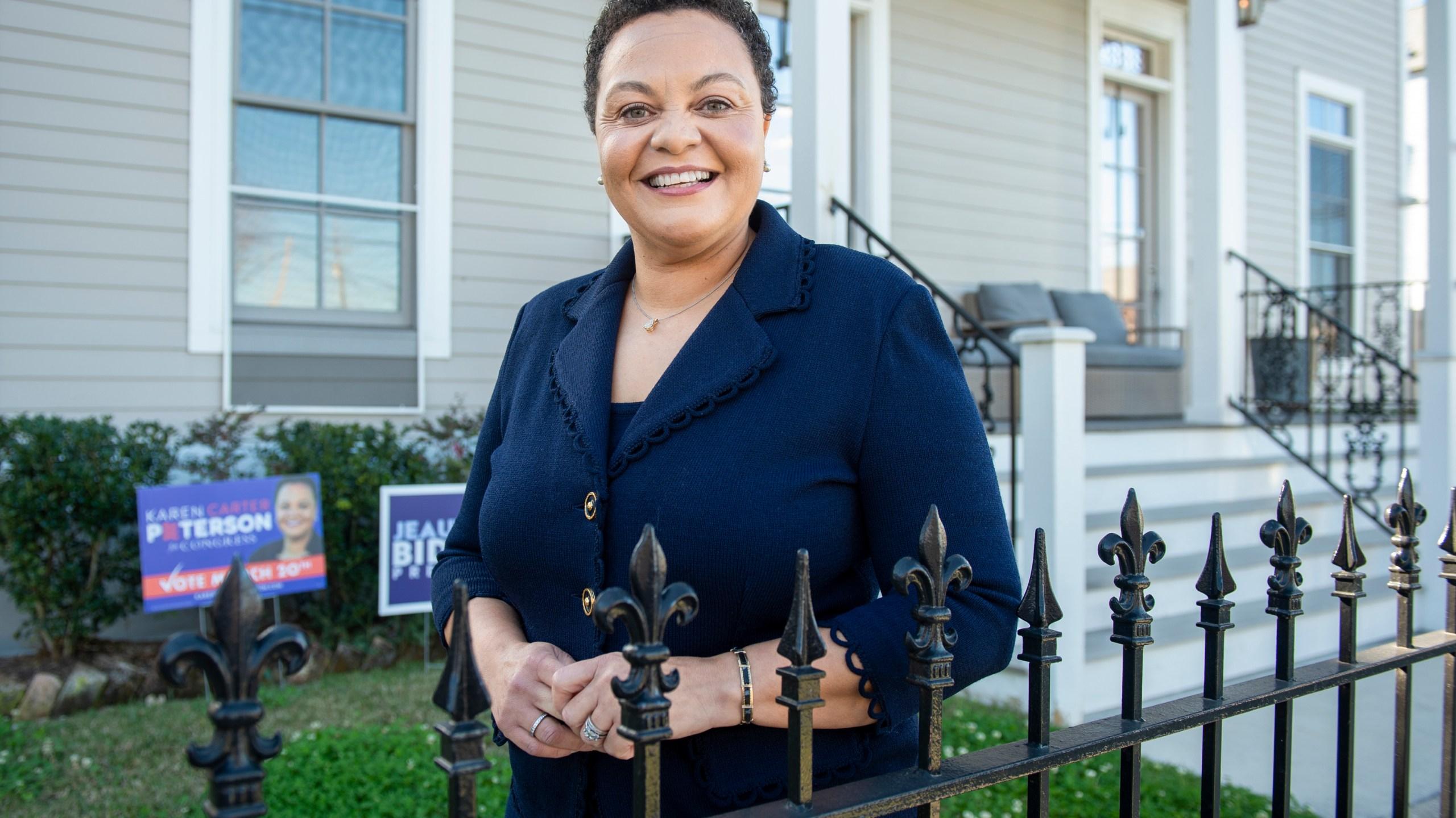 Karen Carter Peterson
