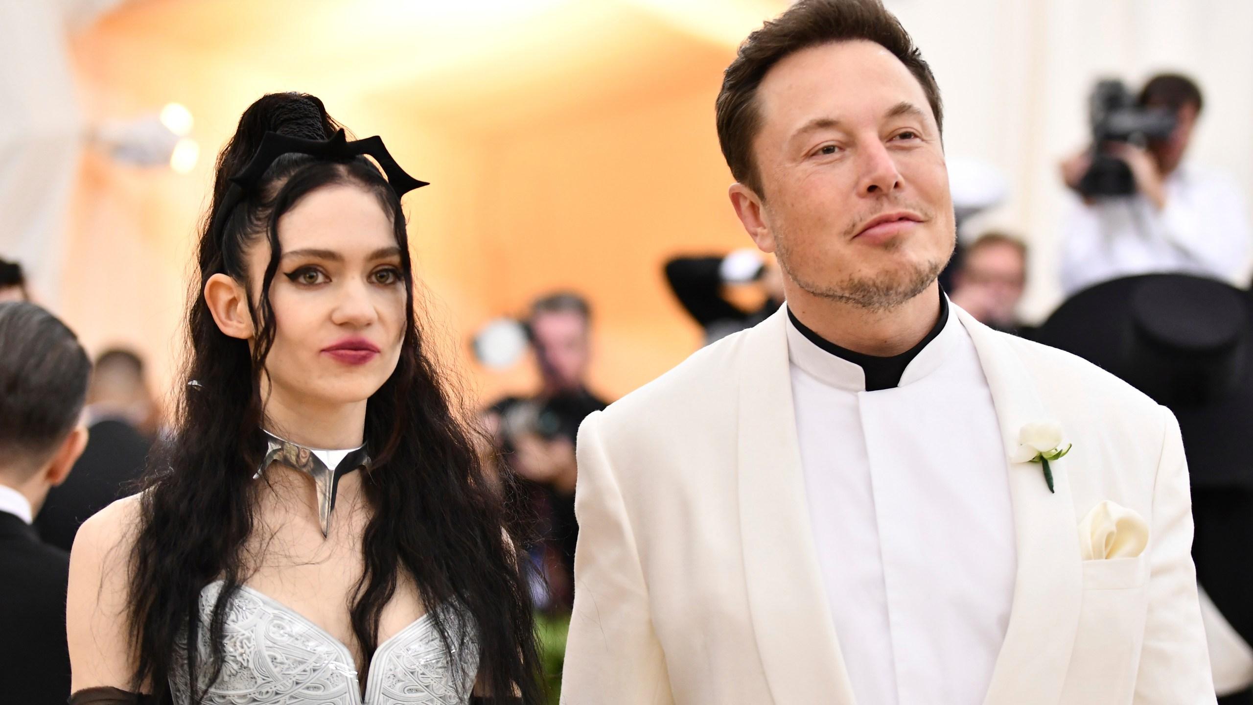 Grimes, Elon Musk